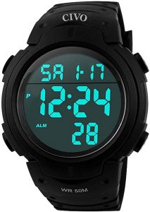 Civo Sports Digital Watches