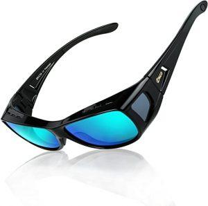 Duco Polarised Fit-Over Sunglasses