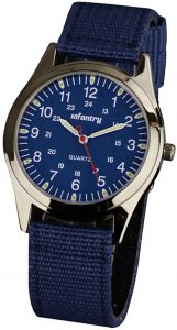 Infantry Analogue Military Watch