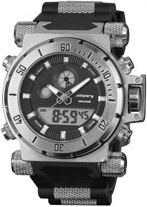 Infantry Military Tactical Watch
