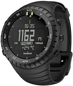 Suunto Core Tactical Black Watch