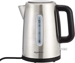 AmazonBasics 1.7 L Stainless Steel