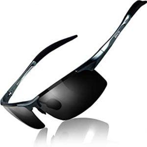 Duco Men's Polarized Sunglasses