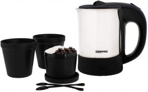 Geepas Electric Travel Kettle