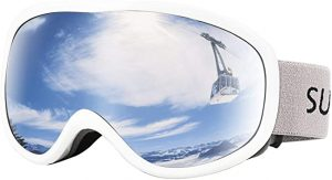 Supertrip Helmet-Compatible Ski Goggles