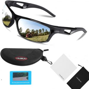 V Vilisun Anti Glare Sports Sunglasses