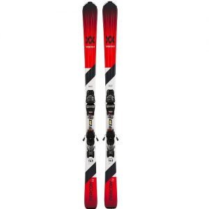 Volkl Deacon 7.4 Red Ski