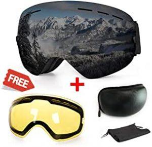 Wlzp Ski Goggles